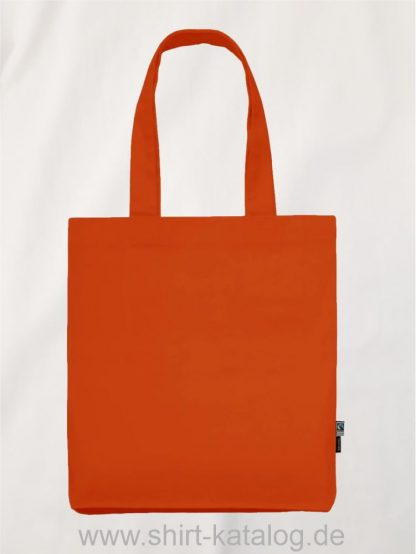 10138-Neutral-Twill-Bag-orange