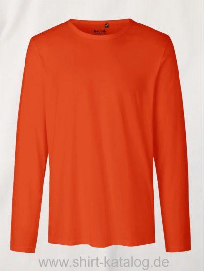 10165-Neutral-Mens-Long-Sleeve-T-Shirt-orange