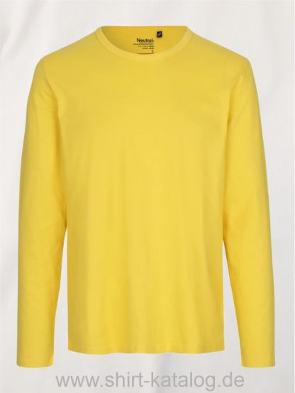 10165-Neutral-Mens-Long-Sleeve-T-Shirt-yellow