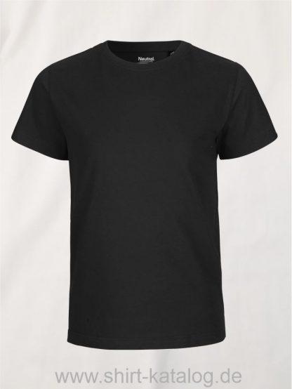 10185-Neutral-Kids-Short-Sleeve-T-Shirt-black