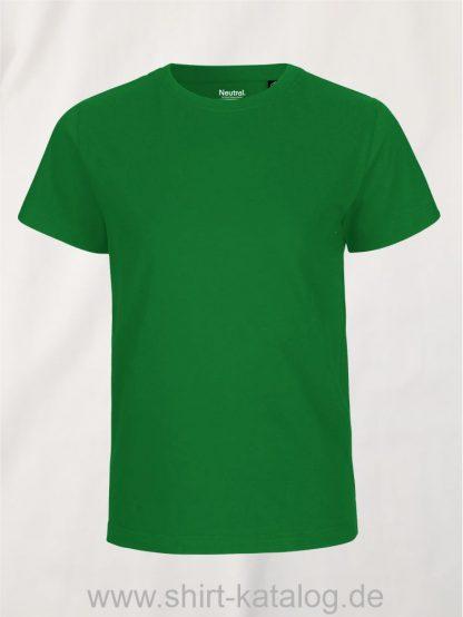 10185-Neutral-Kids-Short-Sleeve-T-Shirt-green