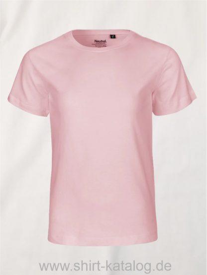 10185-Neutral-Kids-Short-Sleeve-T-Shirt-light-pink