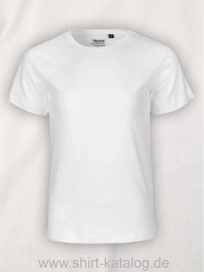 10185-Neutral-Kids-Short-Sleeve-T-Shirt-white
