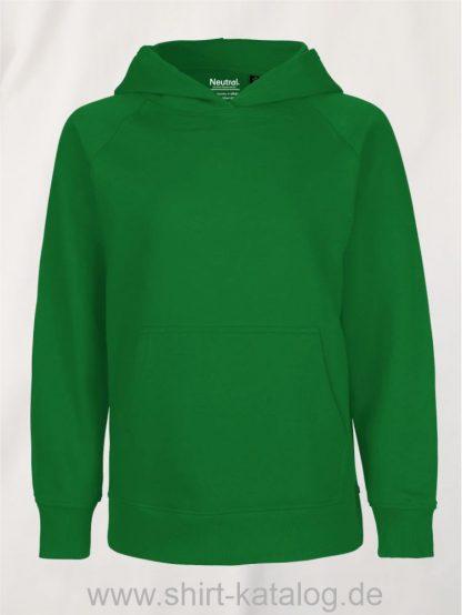 10186-Neutral-Kids-Hoodie-green