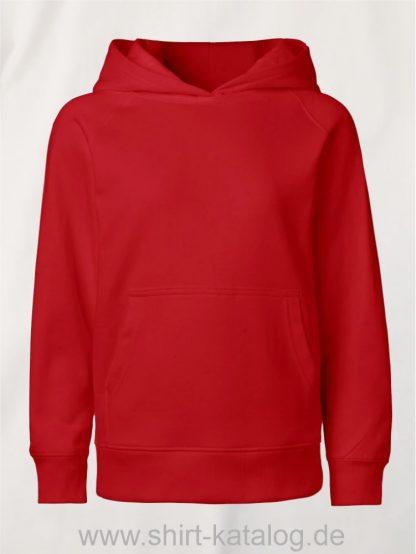 10186-Neutral-Kids-Hoodie-red