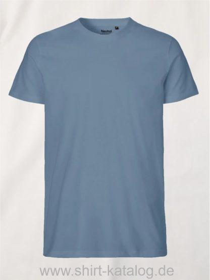 10197-Neutral-Mens-Fit-T-Shirt-dusty-indigo