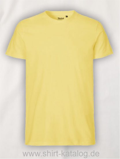 10197-Neutral-Mens-Fit-T-Shirt-dusty-yellow