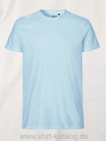10197-Neutral-Mens-Fit-T-Shirt-light-blue