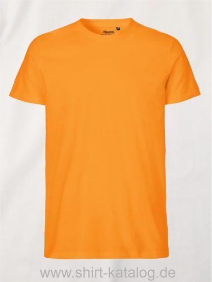 10197-Neutral-Mens-Fit-T-Shirt-okay-orange