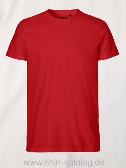 10197-Neutral-Mens-Fit-T-Shirt-red