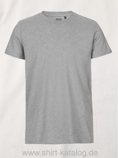 10197-Neutral-Mens-Fit-T-Shirt-sports-grey