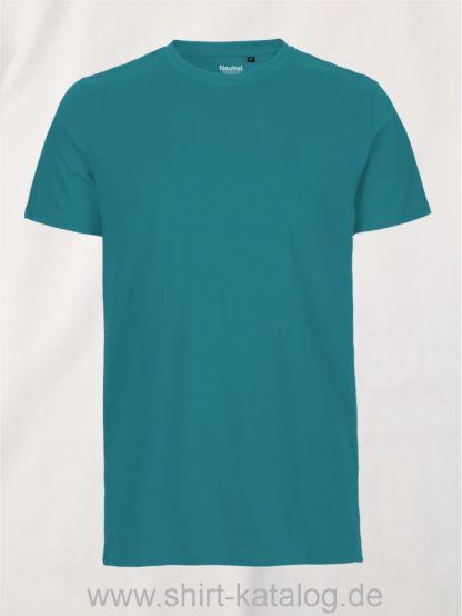 10197-Neutral-Mens-Fit-T-Shirt-teal