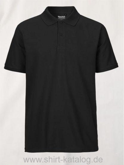 11127-Neutral-Mens-Classic-Polo-black