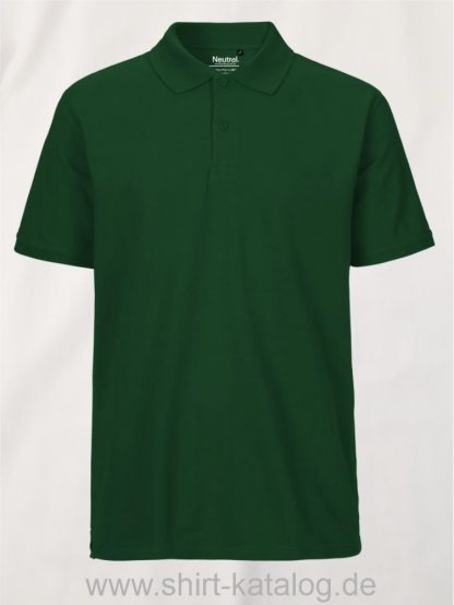11127-Neutral-Mens-Classic-Polo-bottle-green