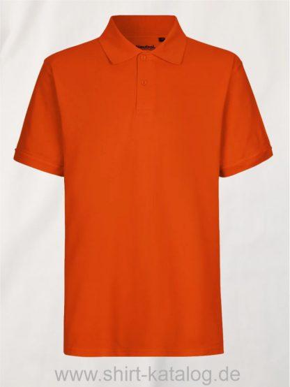 11127-Neutral-Mens-Classic-Polo-orange