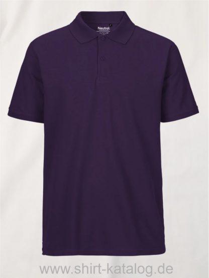 11127-Neutral-Mens-Classic-Polo-purple