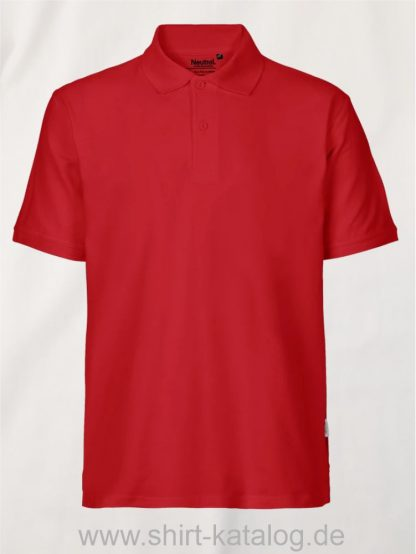 11127-Neutral-Mens-Classic-Polo-red