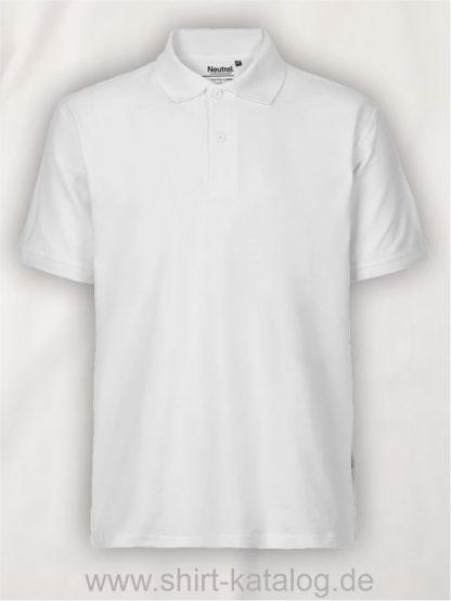 11127-Neutral-Mens-Classic-Polo-white