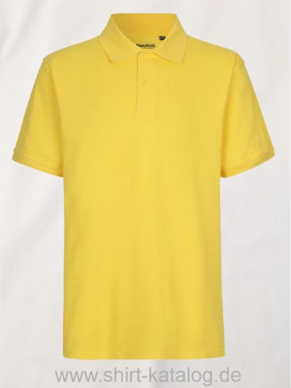 11127-Neutral-Mens-Classic-Polo-yellow