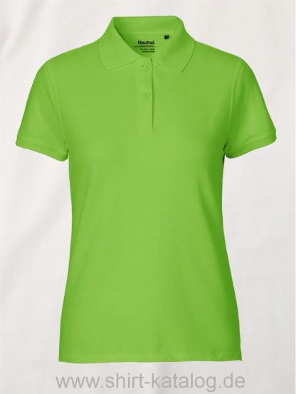 11128-Neutral-Ladies-Classic-Polo-lime