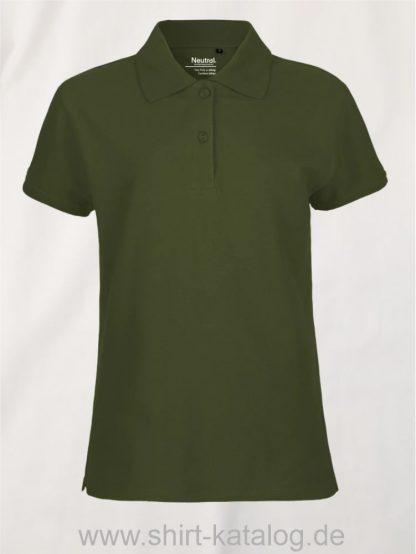 11128-Neutral-Ladies-Classic-Polo-military