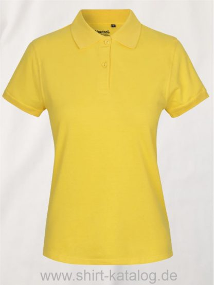 11128-Neutral-Ladies-Classic-Polo-yellow