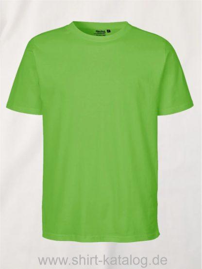 11131-Neutral-Unisex-Regular-T-Shirt-lime