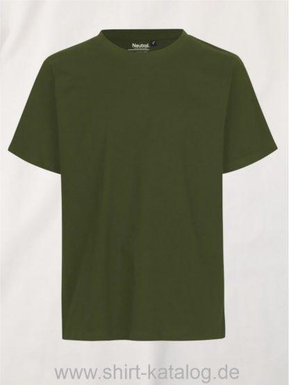 11131-Neutral-Unisex-Regular-T-Shirt-military