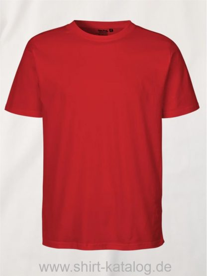 11131-Neutral-Unisex-Regular-T-Shirt-red