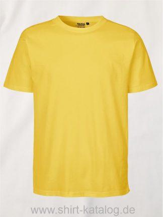 11131-Neutral-Unisex-Regular-T-Shirt-yellow
