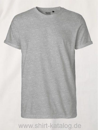 11132-Neutral-Mens-Roll-Up-Sleeve-T-Shirt-sports-grey