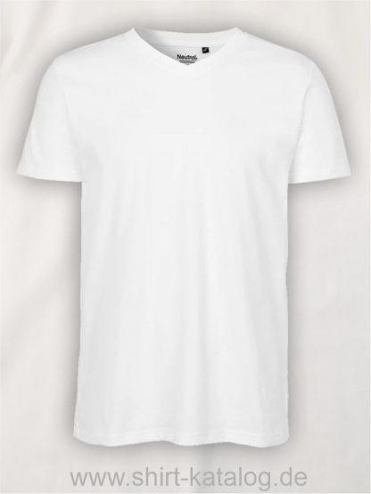 11133-Neutral-Mens-V-Neck-T-Shirt-white