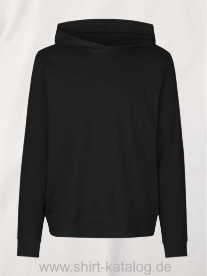11136-Neutral-Unisex-Jersey-Hoodie-black