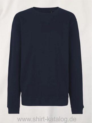 11142-Neutral-Unisex-Workwear-Sweatshirt-navy