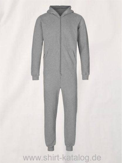 11143-Neutral-Unisex-Jumpsuit-sports-grey