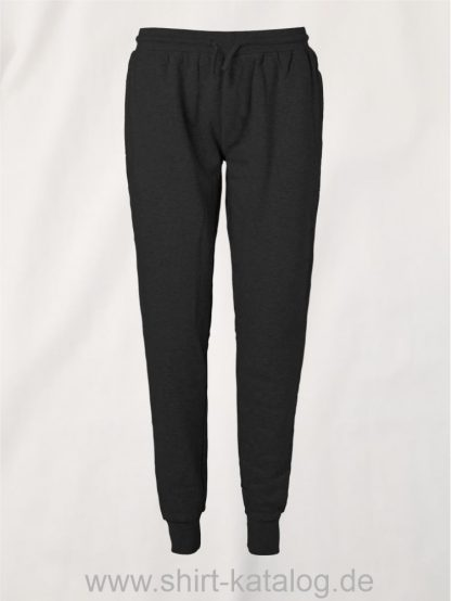 11146-Neutral-Sweatpants-with-Cuff-and-Zip-Pocket-black