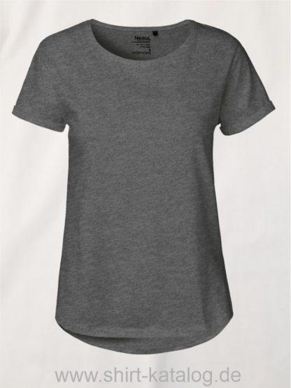 11147-Neutral-Ladies-Roll-Up-Sleeve-T-Shirt-dark-heather
