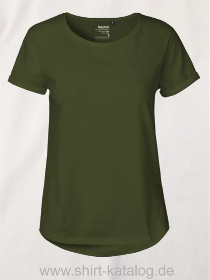 11147-Neutral-Ladies-Roll-Up-Sleeve-T-Shirt-military