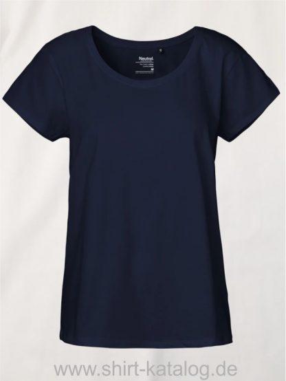 11149-Neutral-Ladies-Loose-Fit-T-Shirt-navy