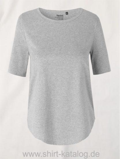 11150-Neutral-Ladies-Half-Sleeve-T-Shirt-sports-grey