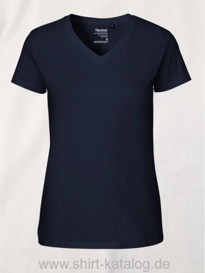 11151-Neutral-Ladies-V-Neck-T-Shirt-navy