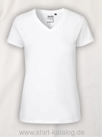 11151-Neutral-Ladies-V-Neck-T-Shirt-white