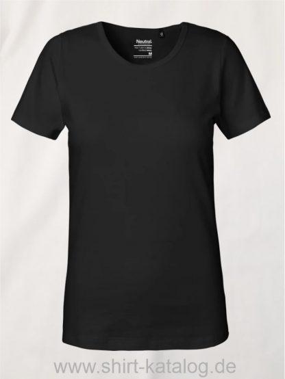 11156-Neutral-Ladies-Interlock-T-Shirt-black