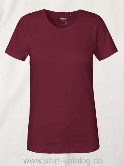 11156-Neutral-Ladies-Interlock-T-Shirt-bordeaux