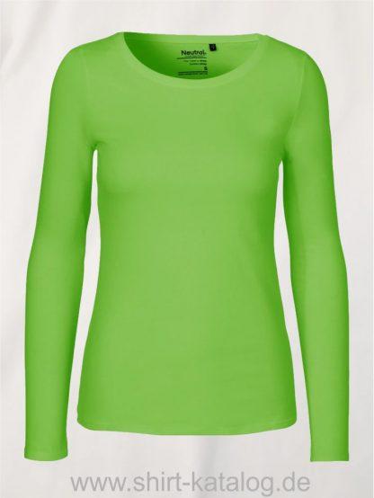 11157-Neutral-Ladies-Long-Sleeve-T-Shirt-lime