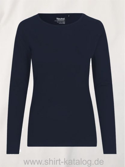 11157-Neutral-Ladies-Long-Sleeve-T-Shirt-navy
