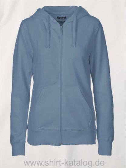 11160-Neutral-Ladies-Zip-Hoodie-dusty-indigo