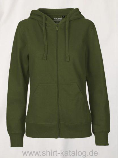 11160-Neutral-Ladies-Zip-Hoodie-military