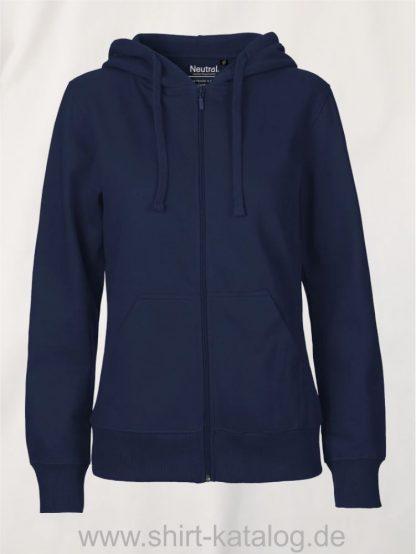 11160-Neutral-Ladies-Zip-Hoodie-navy