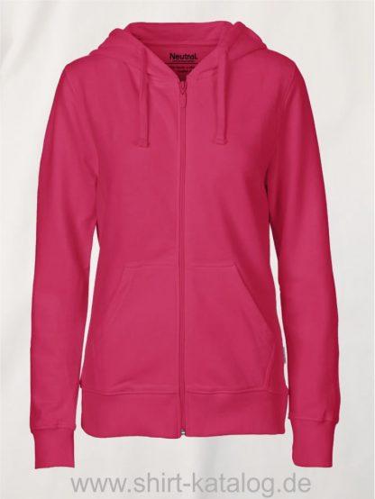 11160-Neutral-Ladies-Zip-Hoodie-pink